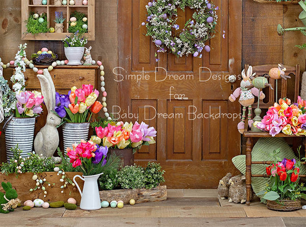 Easter Barn 60hx80w - SD