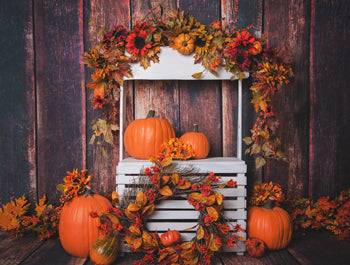 Fall Stand 3 - 60x80 Long