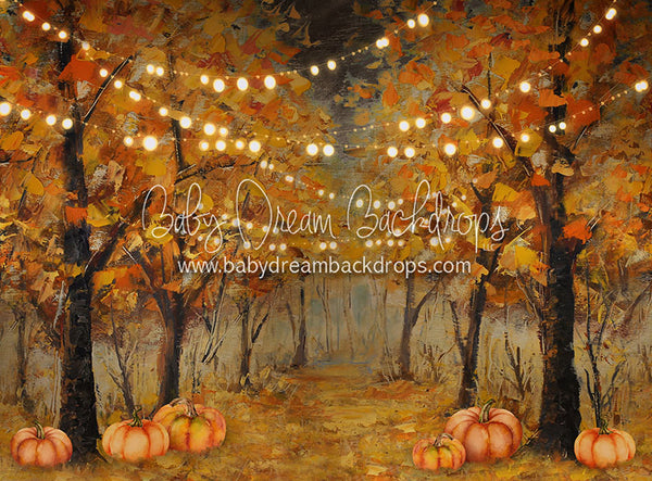 Fantastic Fall Party - 8x10 - CC