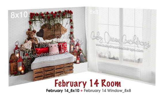 February 14 and February 14 Window