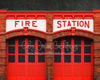 Fire Station - 8x10 - CC