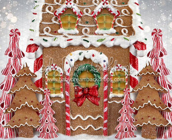 Gingerbread Welcome