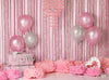 Happy Birthday Beautiful Pink - 60x80 Long