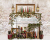 Holiday Treasures Mantel Lights