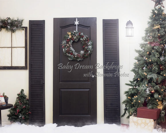 Door to Christmas 8x10 SP