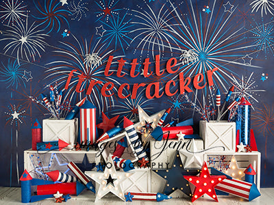Little Firecracker 60x80w JG