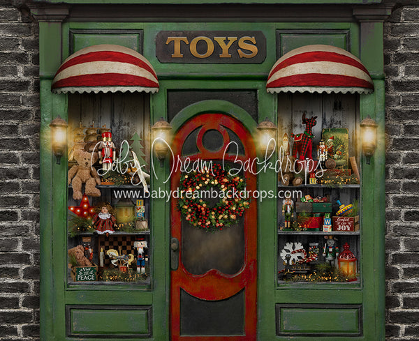 Magical Main Street Toys