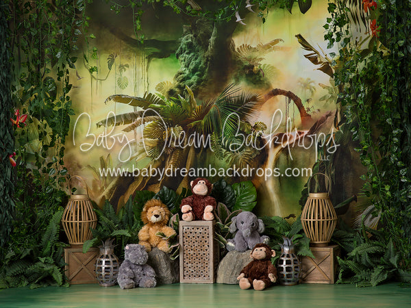 Mystic Jungle Animals