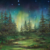 Northern Lights Camp Out - 8x8