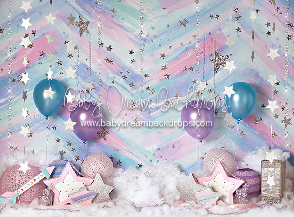 Party Sparks Balloons - 60Hx80W - BS