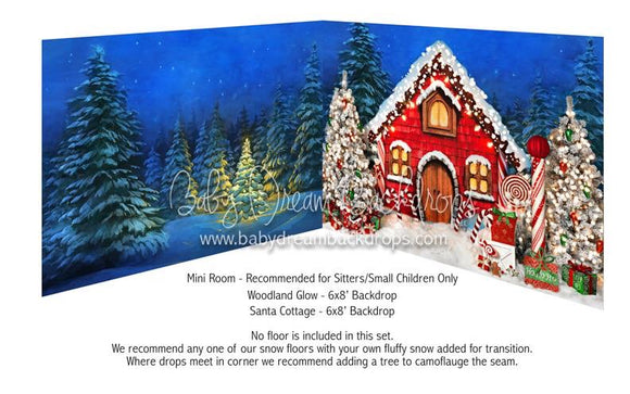 Christmas Drops Page 7 Baby Dream Backdrops