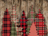 Rad Holiday Plaid - 60Hx80W - CC