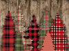 Rad Holiday Plaid - 6x8 - CC