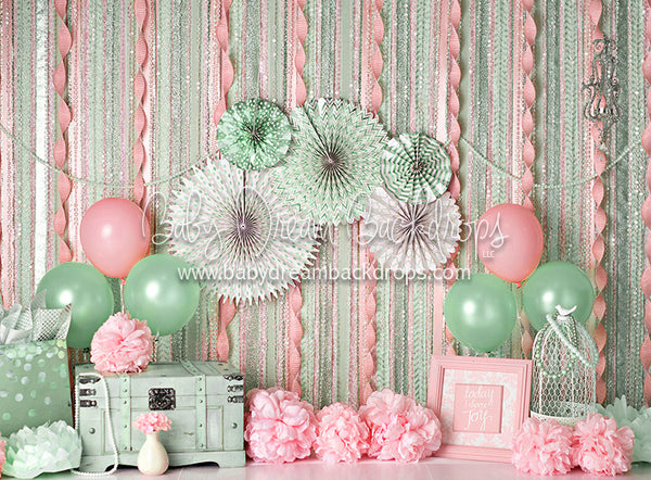 Rosy Mint - 60Hx80W - BS