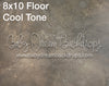 Sandblast Cement Warm Floor 8x10