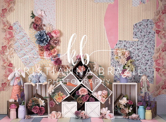Shabby Chic Easter (props)