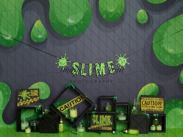 Slime Time Green