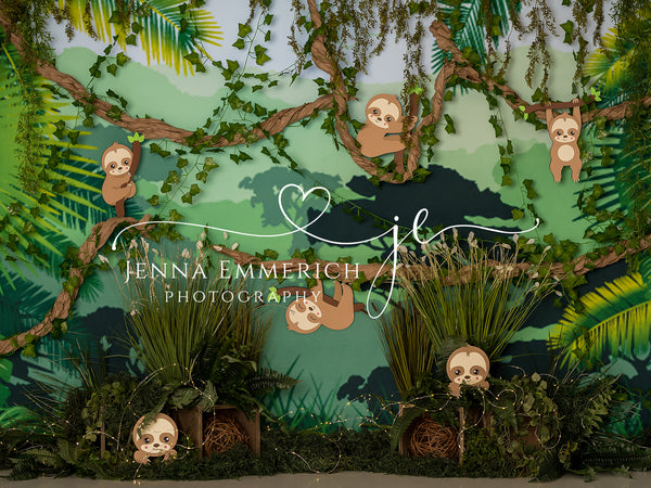 Sloths in the Jungle