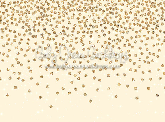 Sparkle Party Cream - 6x8 - CC