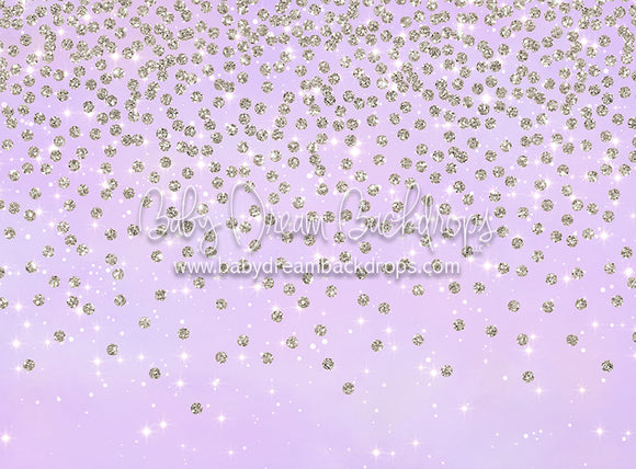 Sparkle Party Lavender - 6x8 - CC