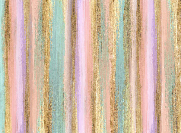 Striped for Spring - 60x80 Long