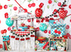 Sweet Cherry Pie Balloons - 6x8 - BS
