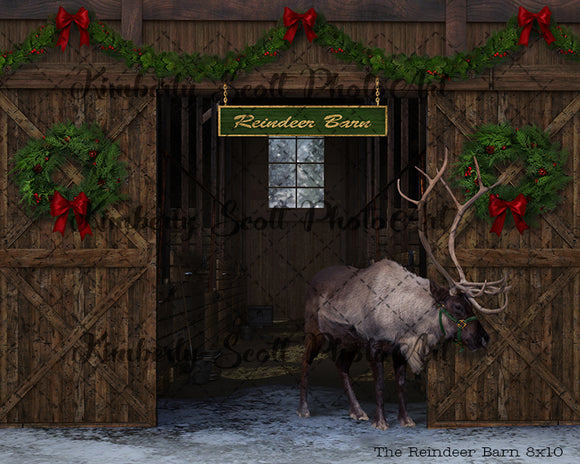 The Reindeer Barn