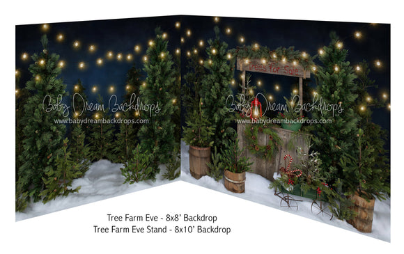 Tree Farm Eve and Tree Farm Eve Stand