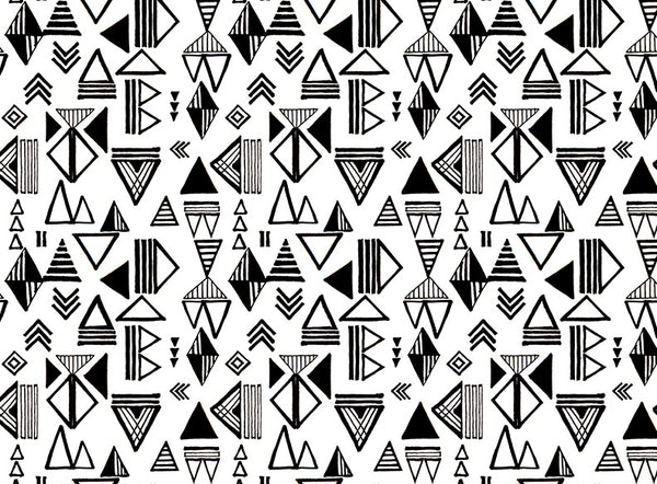 Triangle Tribal - 60x80 CC