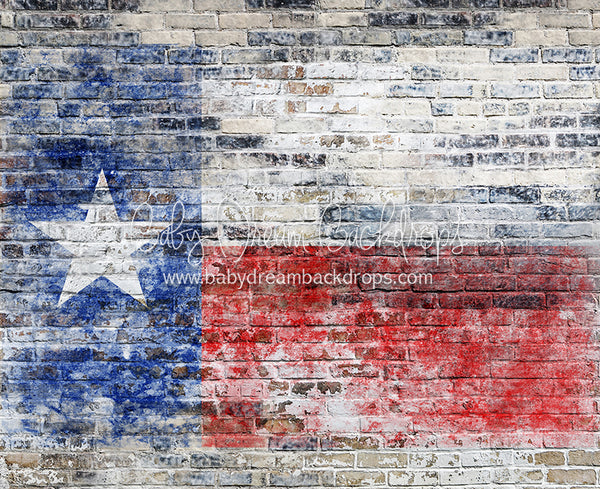 Urban Flag Texas
