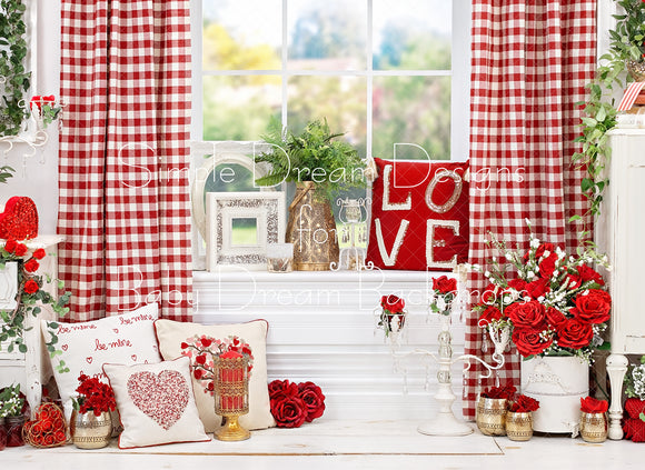 Valentine Window