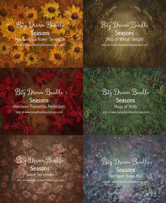 Bitty Dream Bundle - Seasons