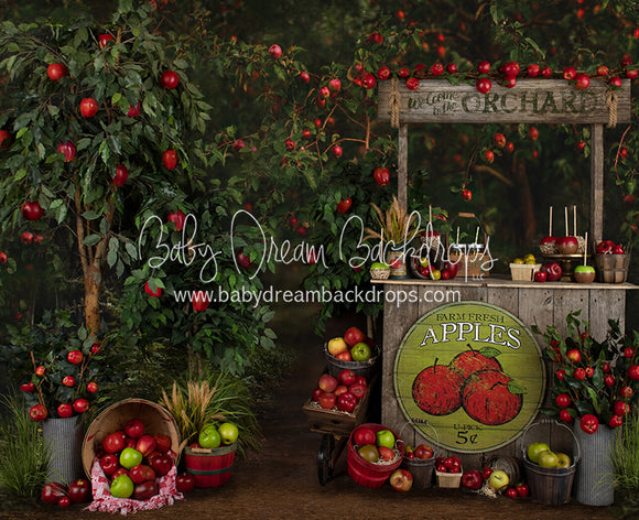 Welcome to the Orchard Stand