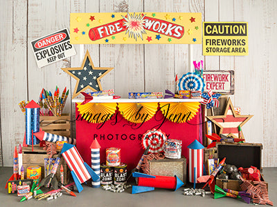 Fireworks 60hx80w JG (Original Fleece)