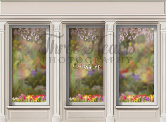 Little Flower Shop 6x8 DW (Premium)