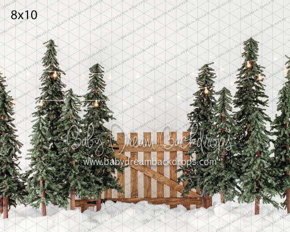 Merry Tree Farm Fence
