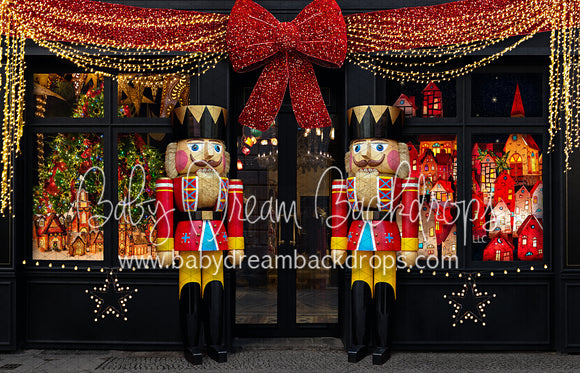 Nutcracker Window