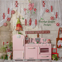 Peppermint Kitchen 8x8 - CG