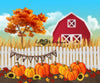 Pumpkin Farm 60hx80w MR