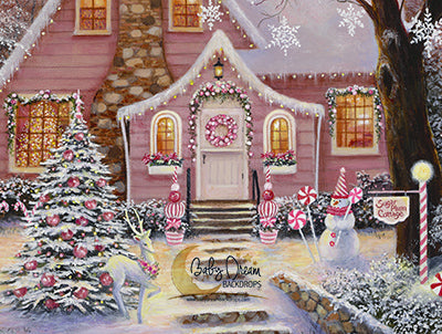 Sugar Plum Cottage 6x8 SR
