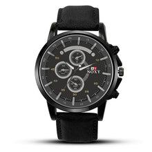Load image into Gallery viewer, Leather Watch Top Luxury Brand Men Luminous Watches Analog Military