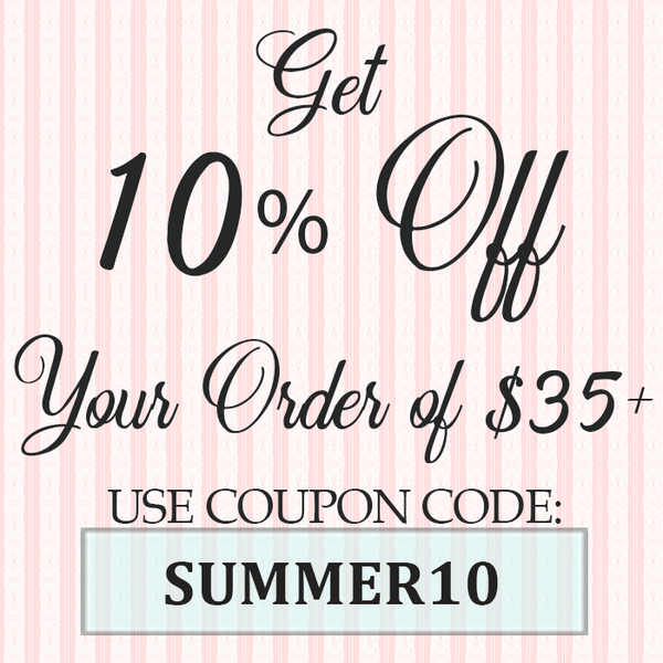 DeerDoll Coupon: Get 10% OFF Your Order of $35+