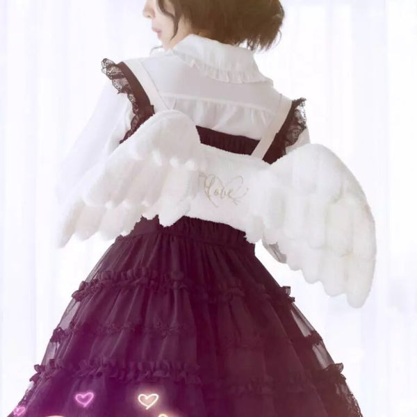 Angel Wings Kawaii Lolita Backpack