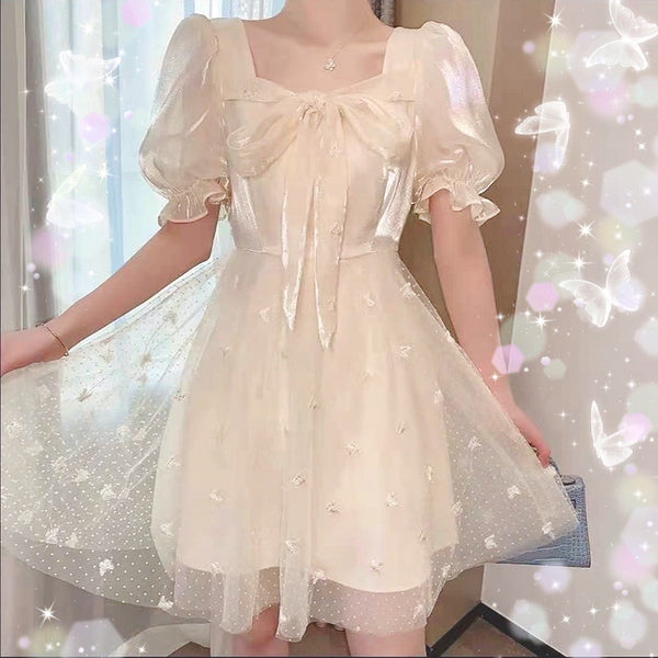 Sparkla Kawaii Princess Tulle Lolita Fairy Dress