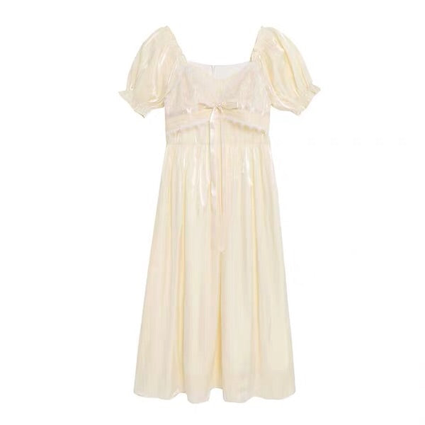 Christal Vintage Style Summer Princess Fairy Dress