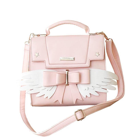 Sakura Angel Bag