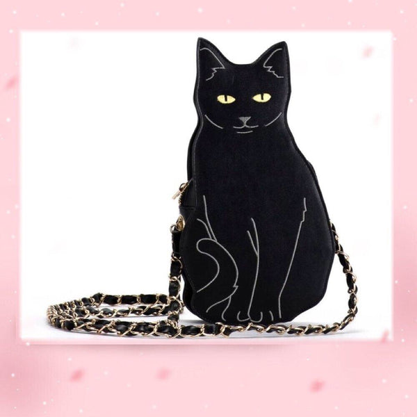 Salem My Black Cat Novelty Bag