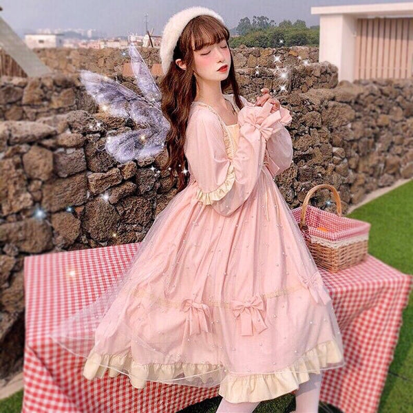 Lula Kawaii Princess Lolita Fairy Dress