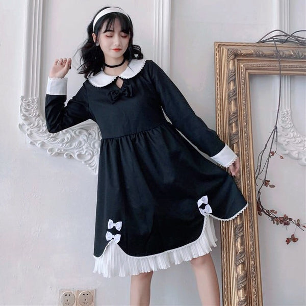 Angelica Witchy Dark Lolita Gothic Princess Dress