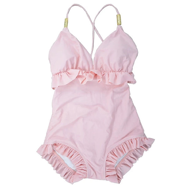 Candybay Ruffle Kawaii Swimsuit